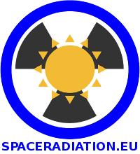 logo of spaceradiation.eu